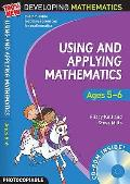 Using and Applying Mathematics: Ages 5-6