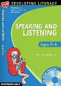 Speaking and Listening: Ages 5-6