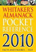 Whitaker's Almanack Pocket Reference 2010 2010