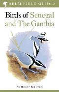 Birds of the Gambia and Senegal. by Nik Borrow, Ron Demey