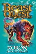 Beast Quest 44 Pirate King Koron Jaws of Death