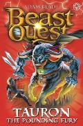 Beast Quest #66: The New Age Series 11: Tauron the Pounding Fury