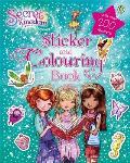 Secret Kingdom Sticker and Colouring Book