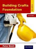 Building Crafts Foundation. Peter Brett