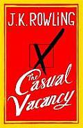 Casual Vacancy UK edition