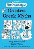 Comic Strip Greatest Greek Myths
