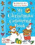 My Christmas Colouring Book