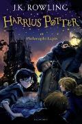 Harry Potter and the Philosopher's Stone: Harrius Potter Et Philosophi Lapis