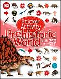 Sticker Activity Prehistoric World