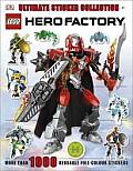 Lego Hero Factory Ultimate Sticker Collection