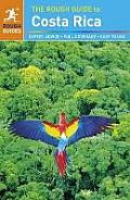 The Rough Guide to Costa Rica (Rough Guide To...)