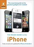 The Rough Guide to the Iphone (4th) (Rough Guide To?)