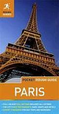 Pocket Rough Guide Paris [With Map] (Rough Guide Pocket Paris)