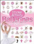 Sticker Activity Ballerinas