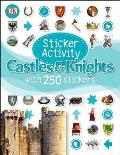 Sticker Activity Castles and Knights