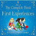 Complete Book of First Experiences