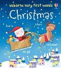 Very First Words: Christmas