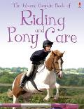 Usborne Complete Book of Riding & Pony Care