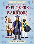 Explorers & Warriors Sticker Dressing