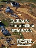 Builder's Foundation Handbook