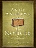 The Noticer: Sometimes All a Person Needs Is a Little Perspective (Large Print) (Thorndike Clean Reads)