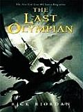Literacy Bridge Young Adult #5: The Last Olympian (Large Print)