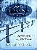 A Reliable Wife (Large Print) (Core) Cover