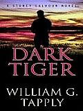 Dark Tiger (Large Print) (Thorndike Mystery)