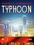 Typhoon (Large Print) (Thrillers)