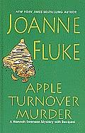 Apple Turnover Murder (Large Print) (Thorndike Mystery)