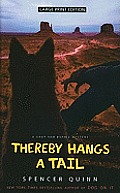 Thereby Hangs a Tail (Large Print) (Thorndike Mystery)