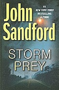 Storm Prey (Large Print) (Thorndike Basic)