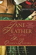 All the Queen's Players (Large Print) (Thorndike Core)