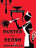 Dusted to Death (Large Print) (Wheeler Cozy Mystery)