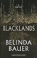 Blacklands (Large Print) (Wheeler Hardcover)