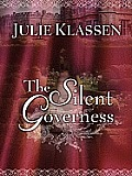 The Silent Governess (Large Print) (Thorndike Christian Romance)