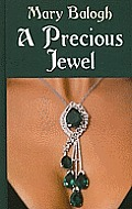 A Precious Jewel (Large Print) (Thorndike Romance) Cover