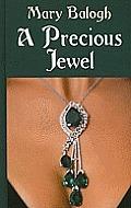 A Precious Jewel (Large Print) (Thorndike Romance)