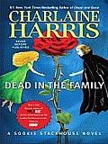 Dead in the Family (Large Print) (Wheeler Hardcover)