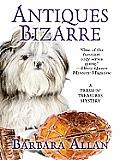 Antiques Bizarre (Large Print) (Thorndike Mystery)