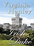 The Irish Duke (Large Print) (Thorndike Basic)