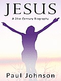 Jesus: A Biography from a Believer. (Large Print) (Thorndike Biography) Cover