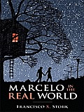 Marcelo in the Real World (Large Print) (Thorndike Literacy Bridge Young Adult) Cover