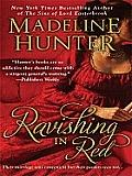 Ravishing in Red (Large Print) (Thorndike Core)