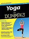 Yoga for Dummies (Large Print) (Thorndike Health, Home & Learning)