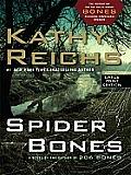 Spider Bones (Large Print)