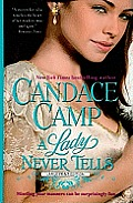 A Lady Never Tells (Large Print) (Thorndike Core)