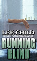 Running Blind (Large Print) (Jack Reacher Novel) Cover