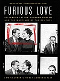 Furious Love: Elizabeth Taylor, Richard Burton, and the Marriage of the Century (Large Print) Cover