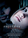 Vampire Academy #02: Frostbite (Large Print)